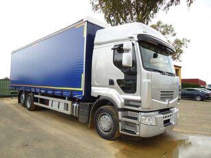RENAULT PREMIUN 460 DXI camión toldo