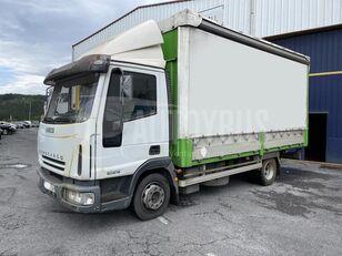 IVECO ML90E180 Caja Abierta camión toldo