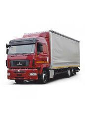 MAZ 6310Е9-520-031 (ЄВРО-5) camión toldo
