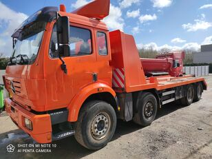 MERCEDES-BENZ 3235   8X4 ////PORTE ENGINS//////PERFECTCONDITIONS//// grúa portacoches