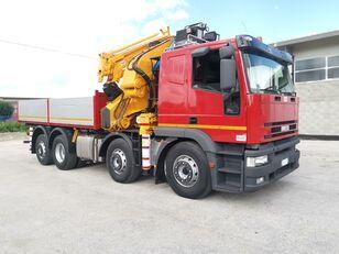 IVECO 440E42 - Gru EFFER 680 / 22 Tons - 35 m volquete