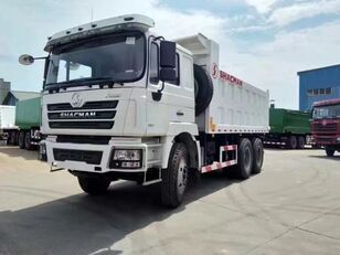 SHACMAN SHAANXI USED REFURNISHED DUMP TRUCK TIPPER F3000 6*4 25 TONS 371HP EURO  volquete