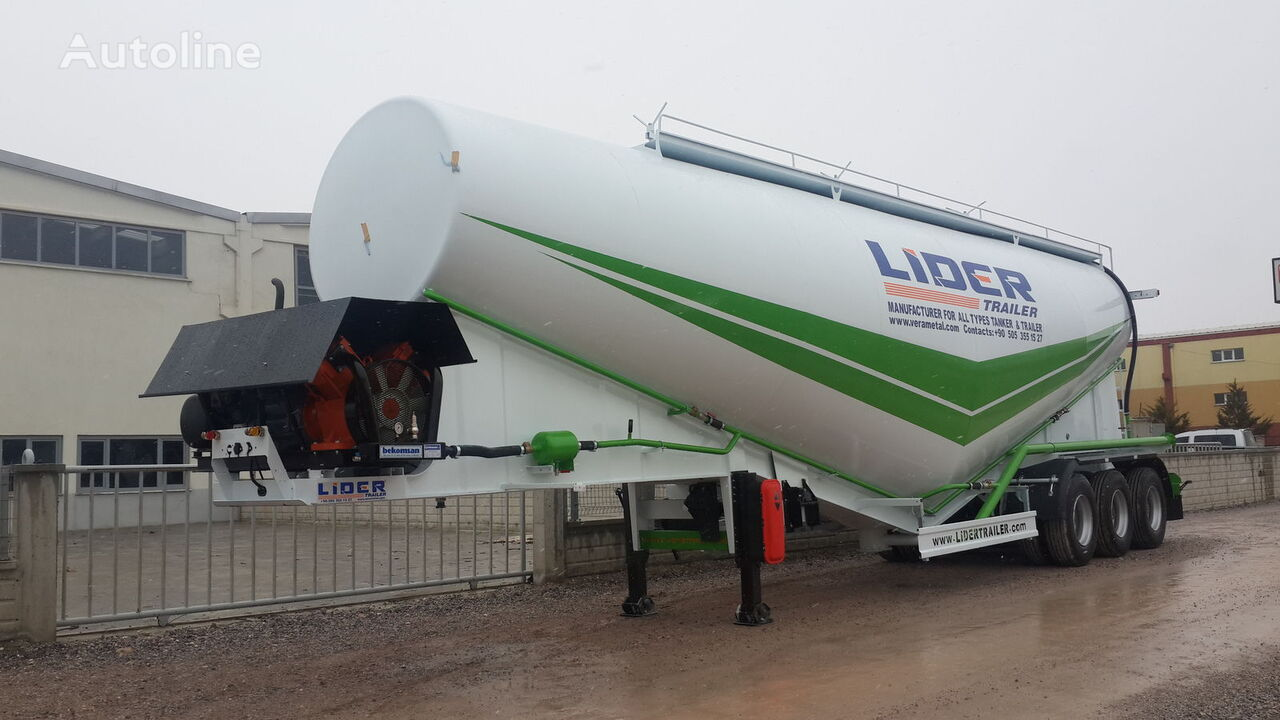 cisterna de cemento LIDER 2019 NEW 80 TONS CAPACITY  FROM MANUFACTURER READY IN STOCK nueva