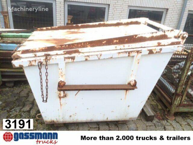 Andere Absetzcontainer Absetzcontainer 7m³ contenedor de obra