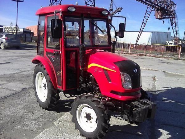 DONGFENG 244 plug ta freza mini tractor nuevo