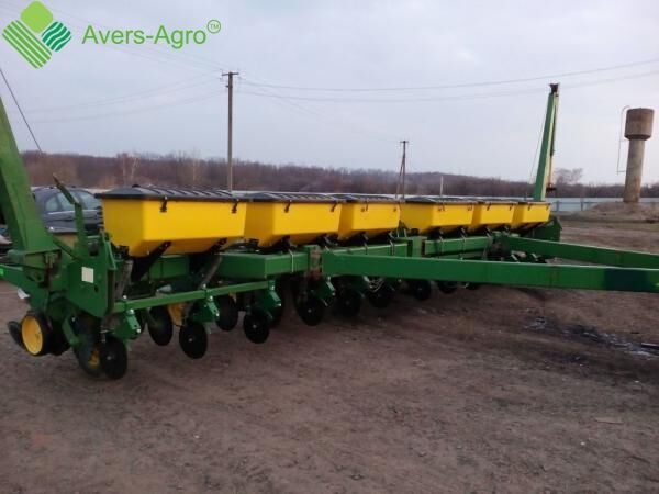 Avers-Agro Sistema vneseniya suhogo udobreniya 6 sekciy sembradora de precisión mecánica nueva