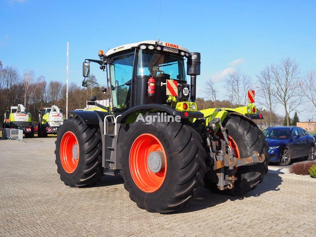 CLAAS Xerion 3800 tractor de ruedas