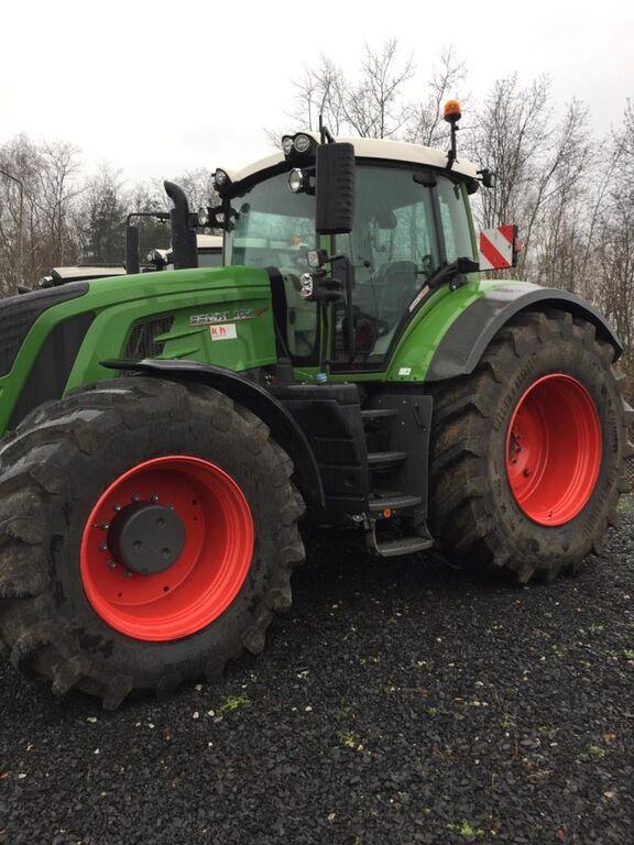 FENDT 936 S4 Profi Plus tractor de ruedas