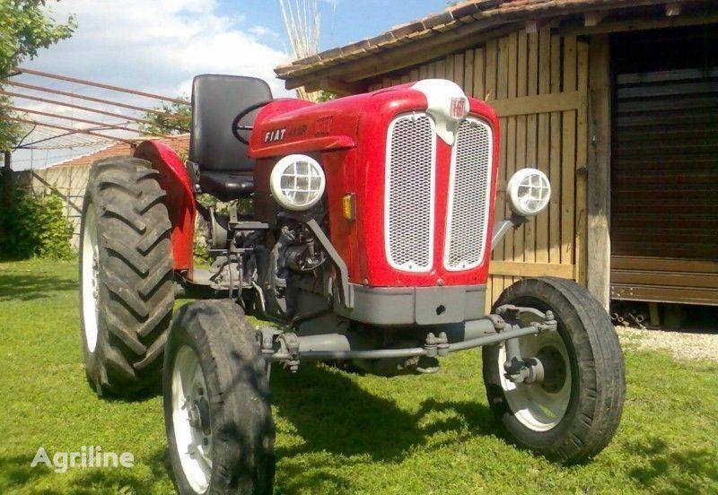 tractor de ruedas FIAT FIAT 411R Tractor