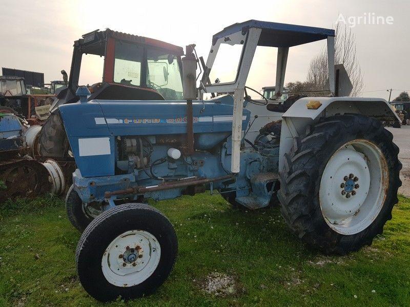FORD 5000 tractor de ruedas