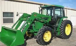 JOHN DEERE 6310M - [CZĘŚCI] tractor de ruedas para piezas