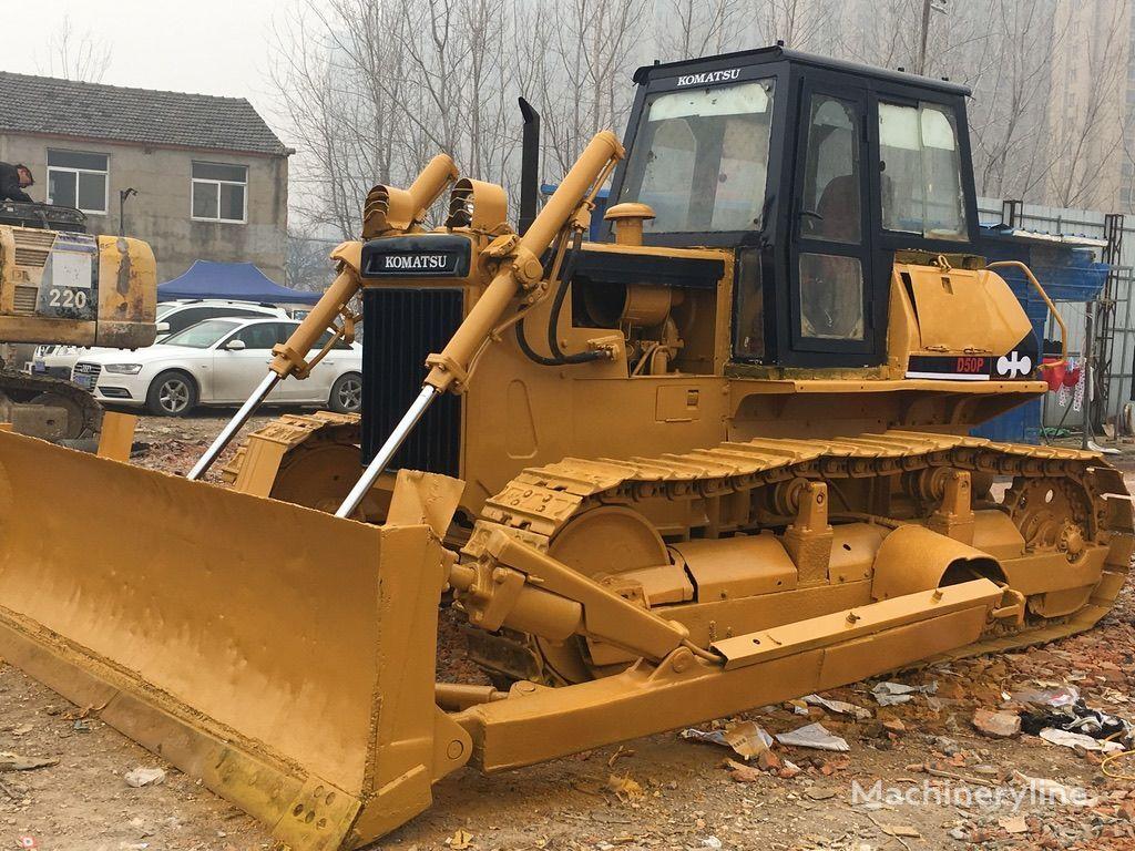 KOMATSU D50P bulldozer