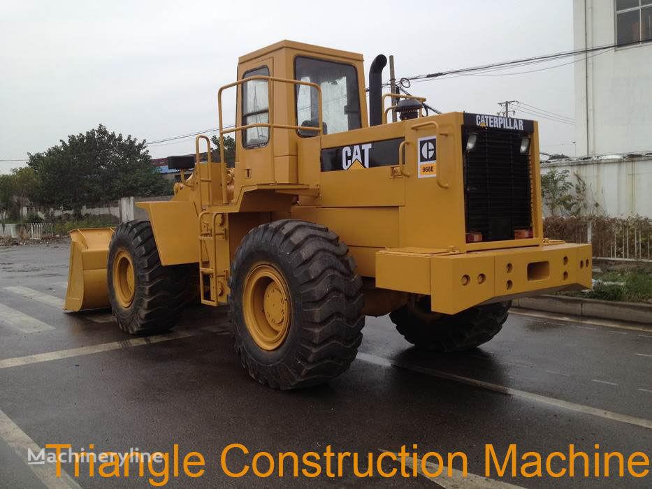CATERPILLAR 966E cargadora de ruedas