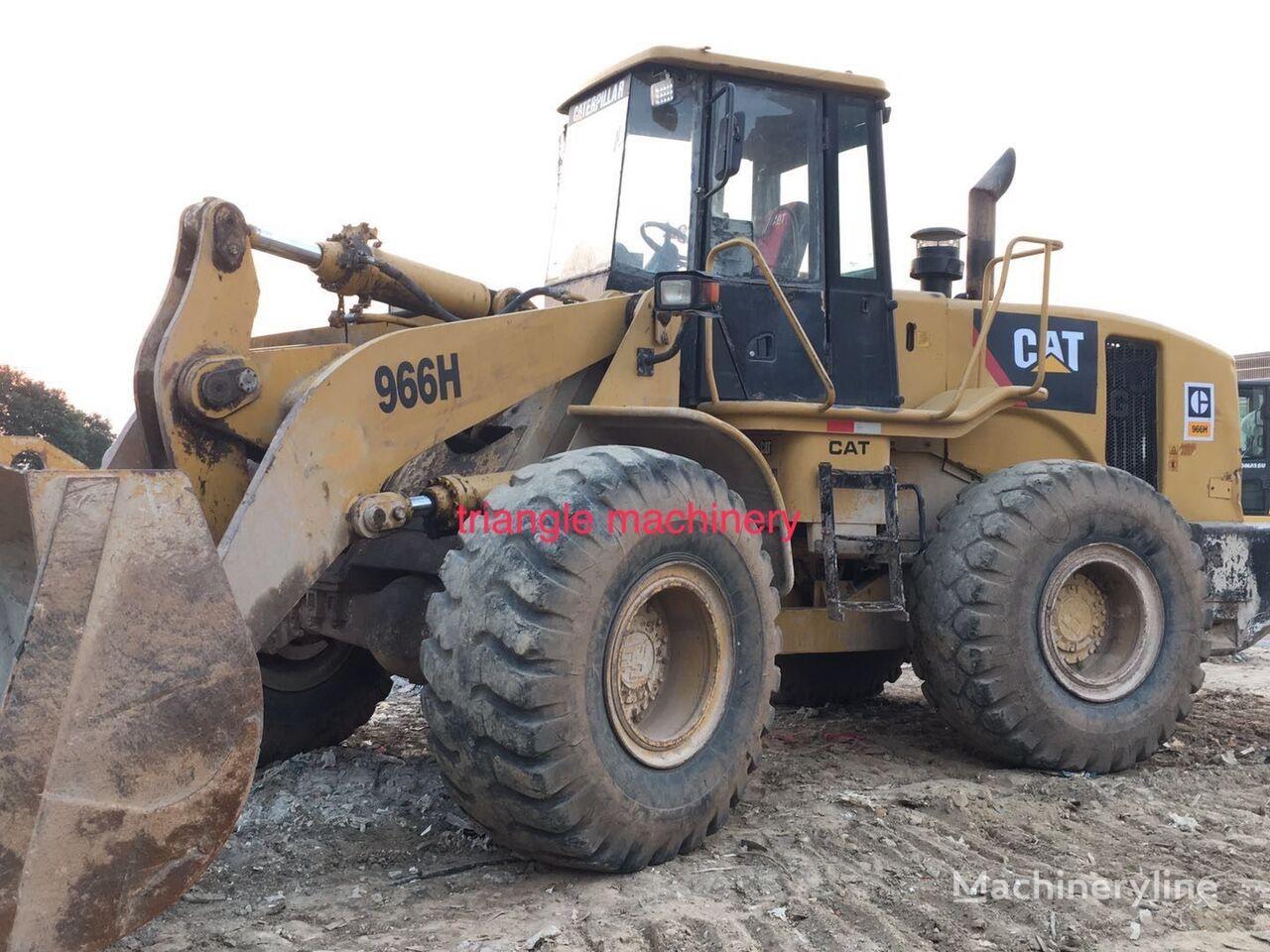 CATERPILLAR 966H cargadora de ruedas