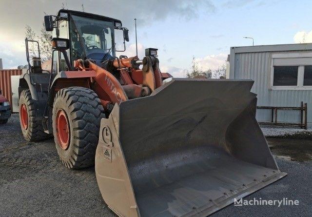 HITACHI ZW220 cargadora de ruedas