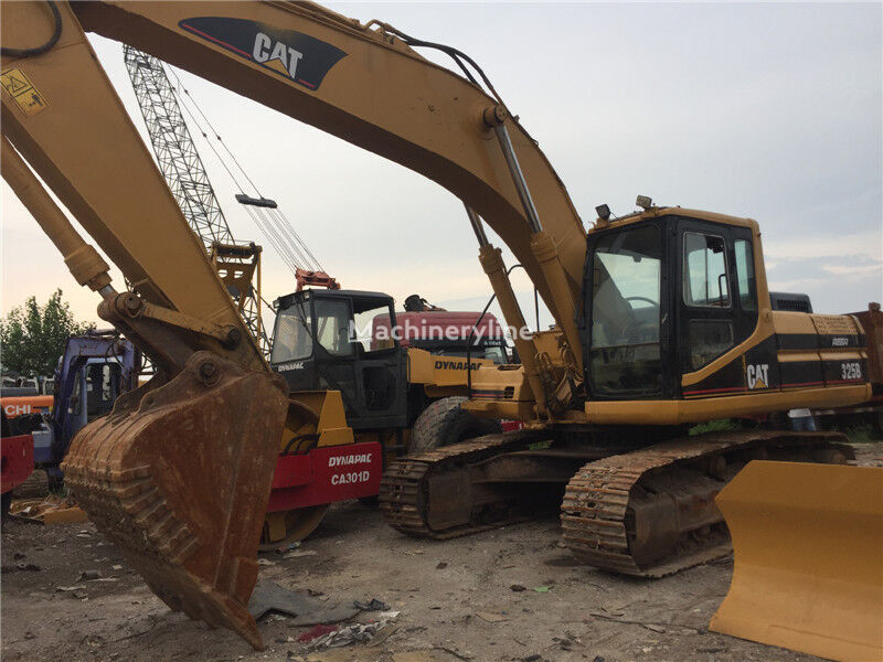 CATERPILLAR 325B  excavadora de orugas