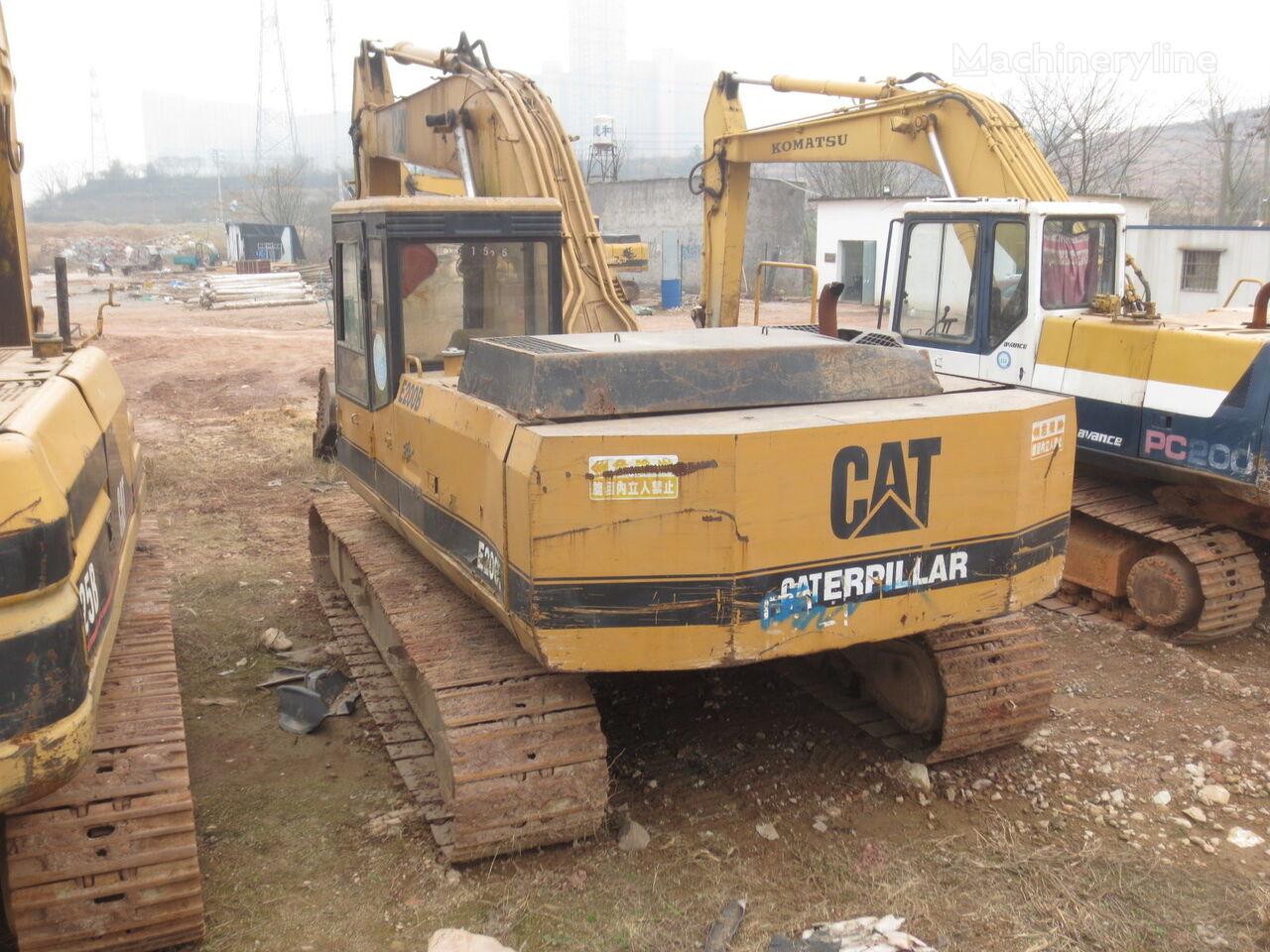 CATERPILLAR E200B EL200B excavadora de orugas