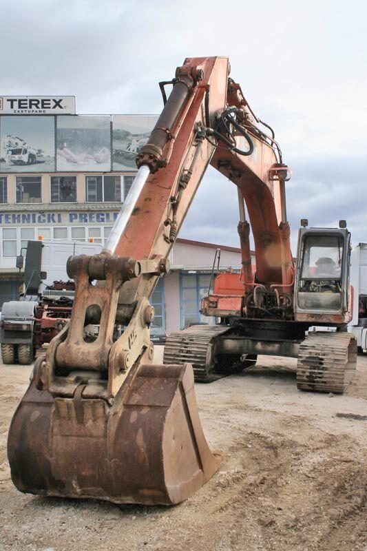 FIAT-HITACHI FH330 EL.3 excavadora de orugas