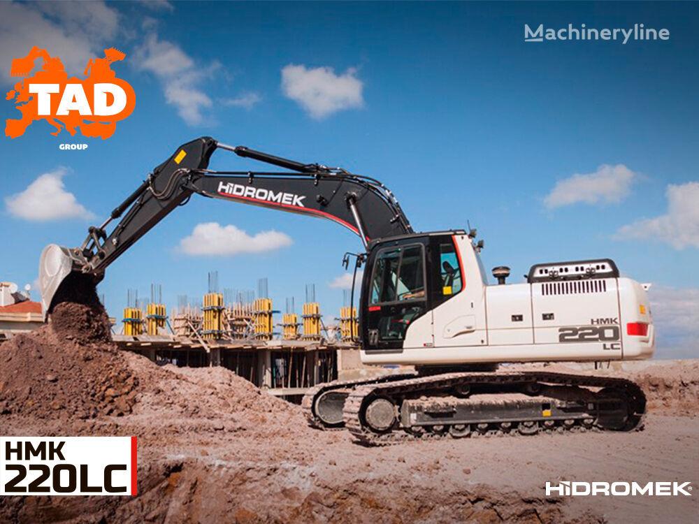 HIDROMEK  HMK 220LC excavadora de orugas nueva