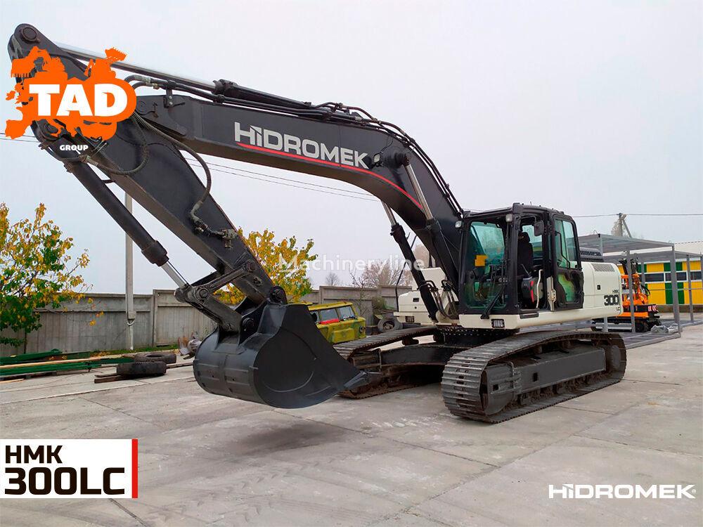 HIDROMEK  HMK 300LC excavadora de orugas nueva