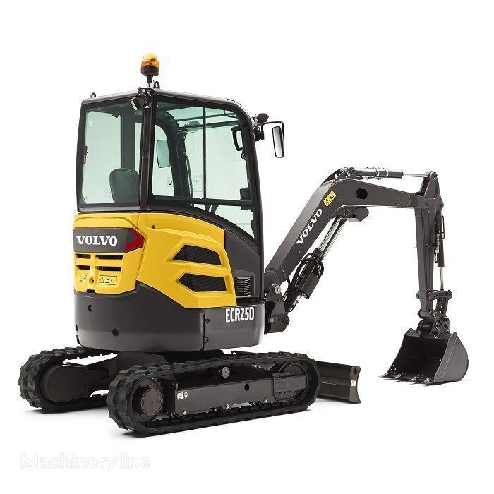 VOLVO ECR 25D mini excavadora nueva