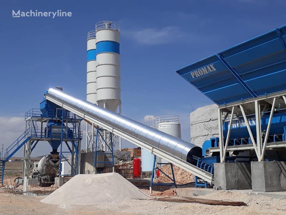 planta de hormigón PROMAX STATIONARY Concrete Batching Plant S100 TWN(100m³/h) nueva
