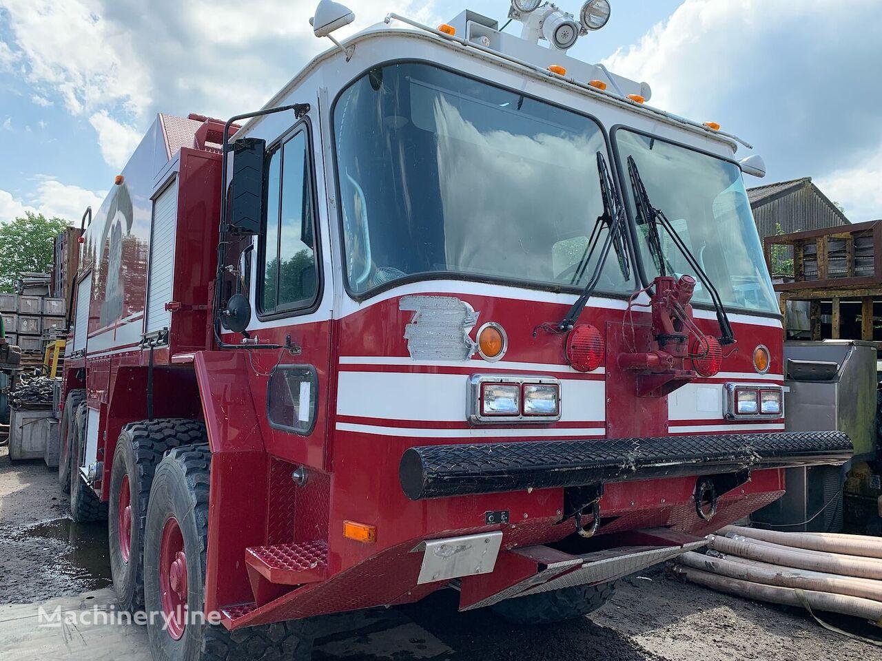 TELEDYNE CONTINENTAL MOTORS     A/S32P-23   Fire Rescue Truck camión de bomberos del aeropuerto