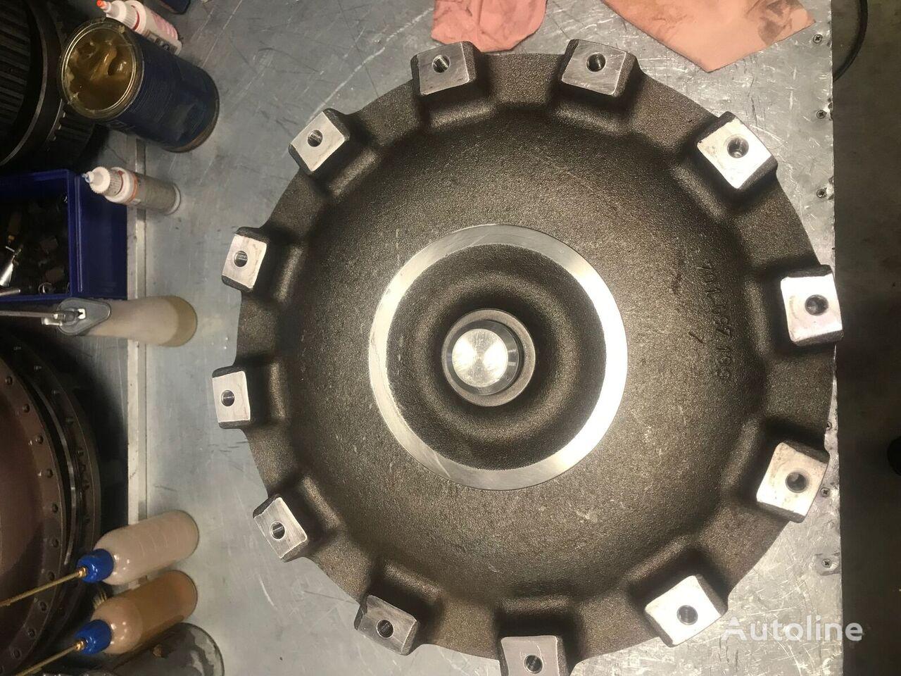VOLVO 11038434, 11038440, 11038442 acoplamiento hidráulico para VOLVO A25F, A30F, A35E, A35E FS, A35F, A35F FS, A40E, A40E FS, A40F volquete articulado nuevo