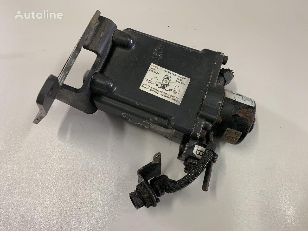 MERCEDES-BENZ ACTROS MP3 elekrtyczna pompka bomba de elevación de cabina para MERCEDES-BENZ Actros MP3 tractora