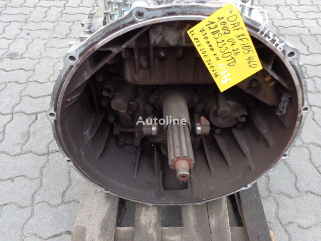 caja de cambio DAF 12AS2330TD gearbox in good condition para tractora DAF XF105