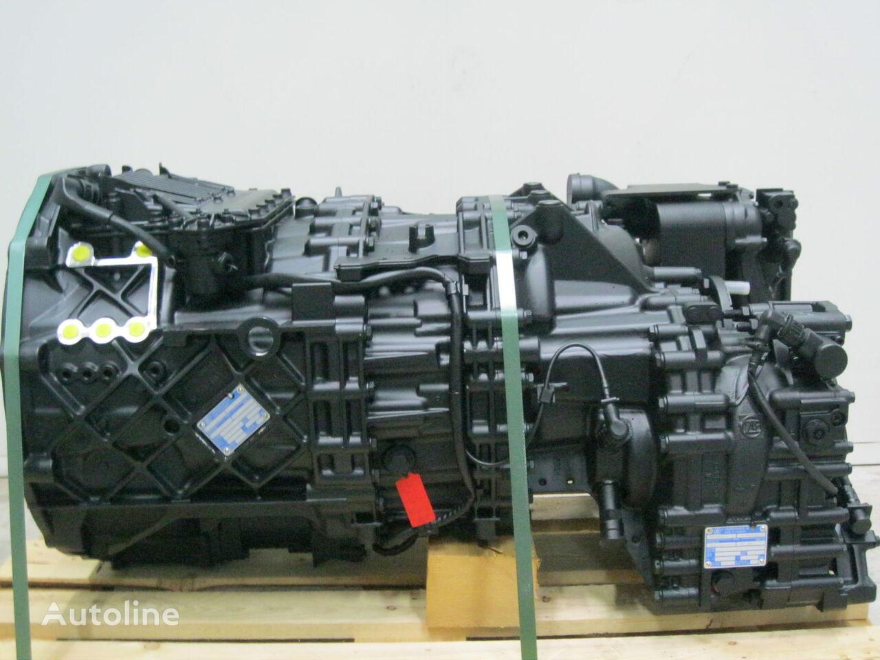 caja de cambios AS -TRONIC para tractora