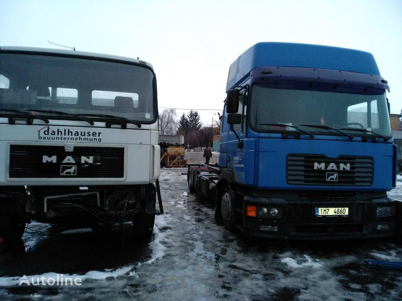 MAN 16s151 caja de cambios para MAN camión