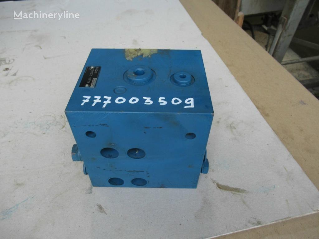 Rexroth MH2DCD 10F1XR21 distribuidor hidráulico para excavadora