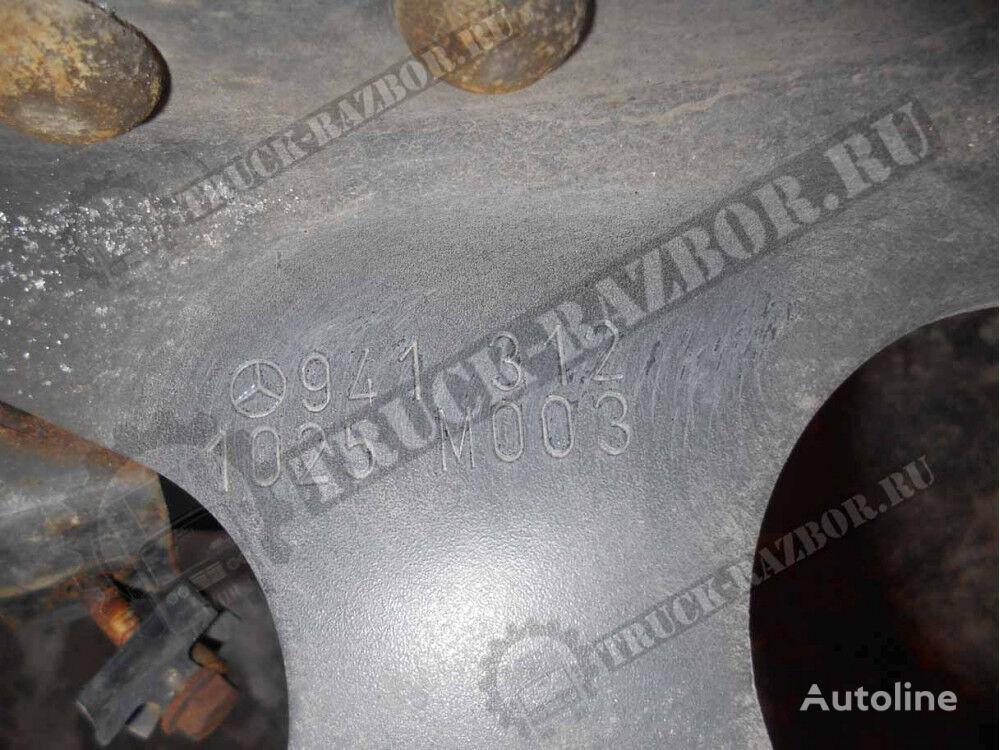 MERCEDES-BENZ traversa ramy poperechnaya elementos de sujeción para MERCEDES-BENZ tractora