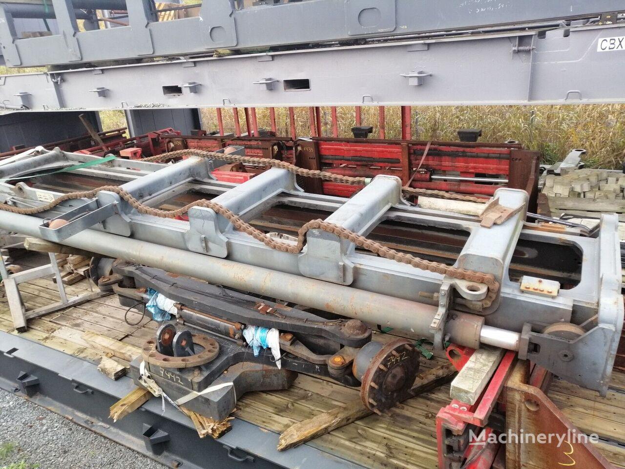 KALMAR EMTY MAST mástil de cargador para KALMAR maquinaria de elevación y manutención
