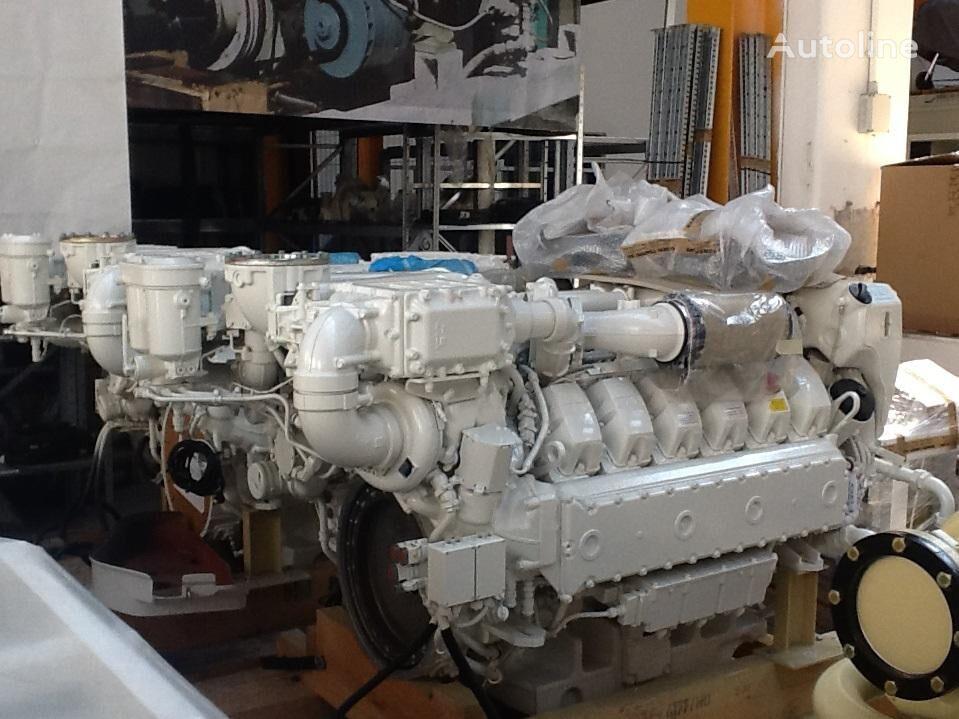 MAN V12-1800 MARINE motor para MAN D2862LE433 camper nuevo