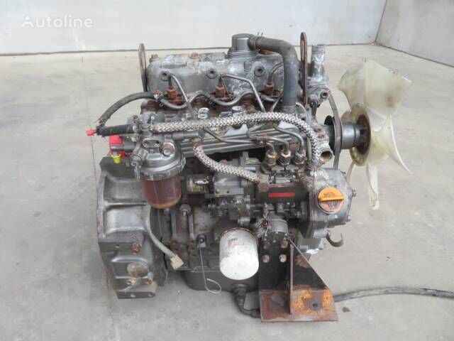 YANMAR 3TNE88 motor para mini excavadora