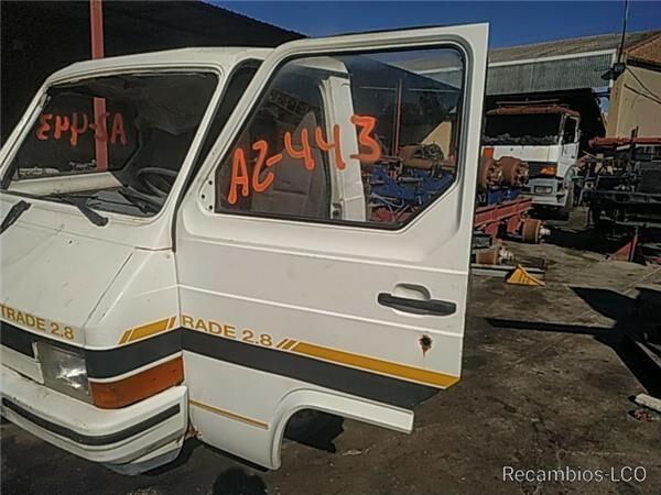 puerta para NISSAN TRADE 2.8 Diesel camión