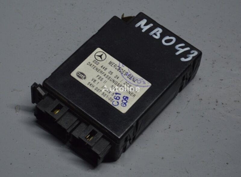 HELLA Actros MP1 1840 (01.96-12.02) unidad de control para MERCEDES-BENZ Actros MP1 (1996-2002) camión