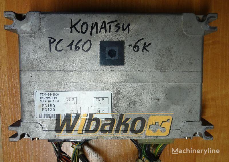 KOMATSU unidad de control para KOMATSU PC160-6K otra maquinaria de construcción