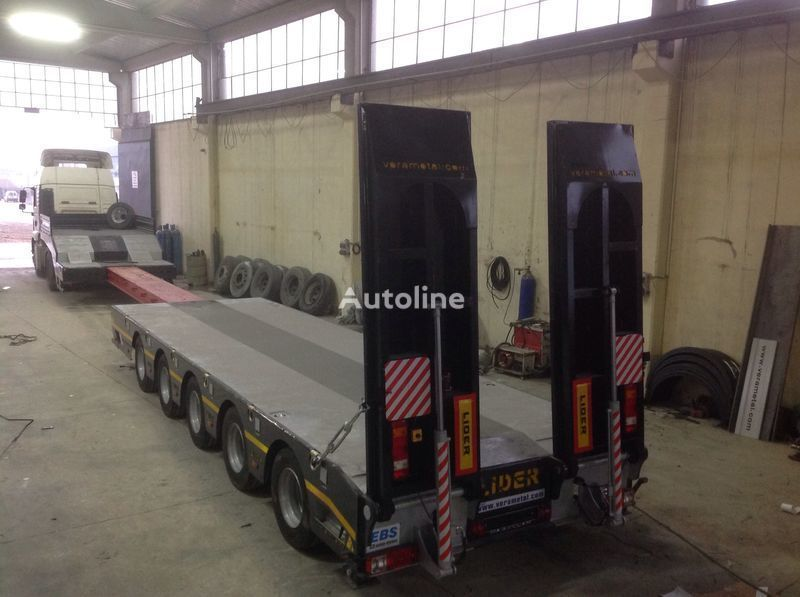 LIDER NEW 2020 model new by manufacturer Lider Trailer semirremolque de cama baja nuevo