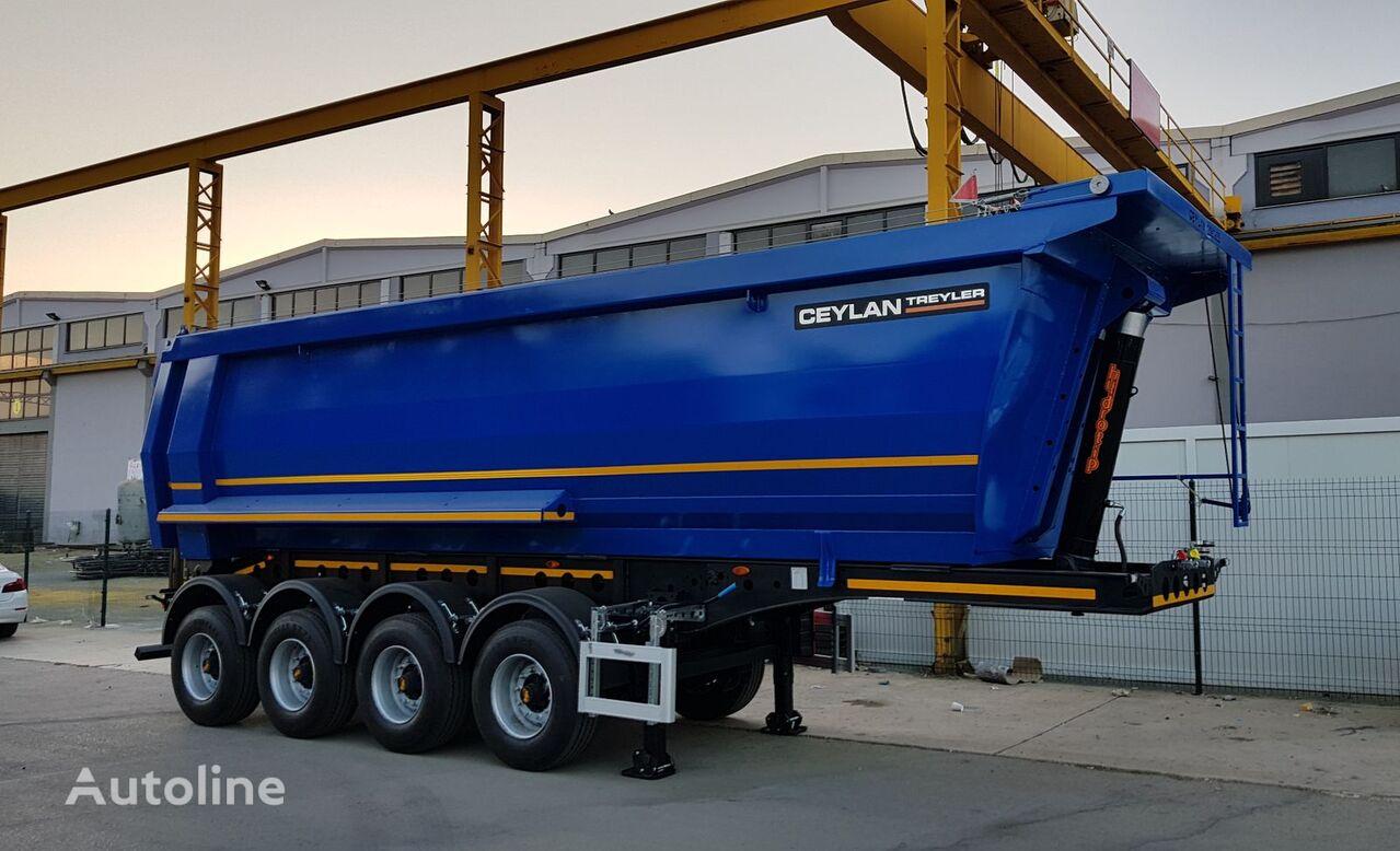 CEYLAN 35 M3 Made for Africa semirremolque volquete nuevo