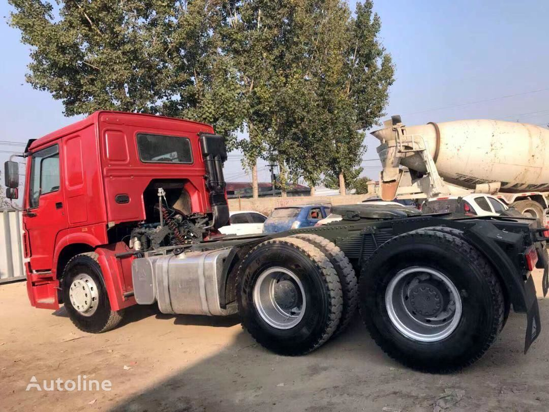 HOWO HOWO USED TRACTOR TRUCK tractora