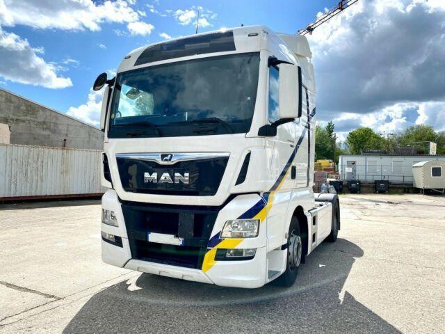 MAN TGX 18.480 EfficientLine -XLX tractora