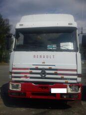 RENAULT MAJOR / MAGNUM / R 385 TI  (2 CULASSE / GRAND PONT / POMPE MANUE tractora