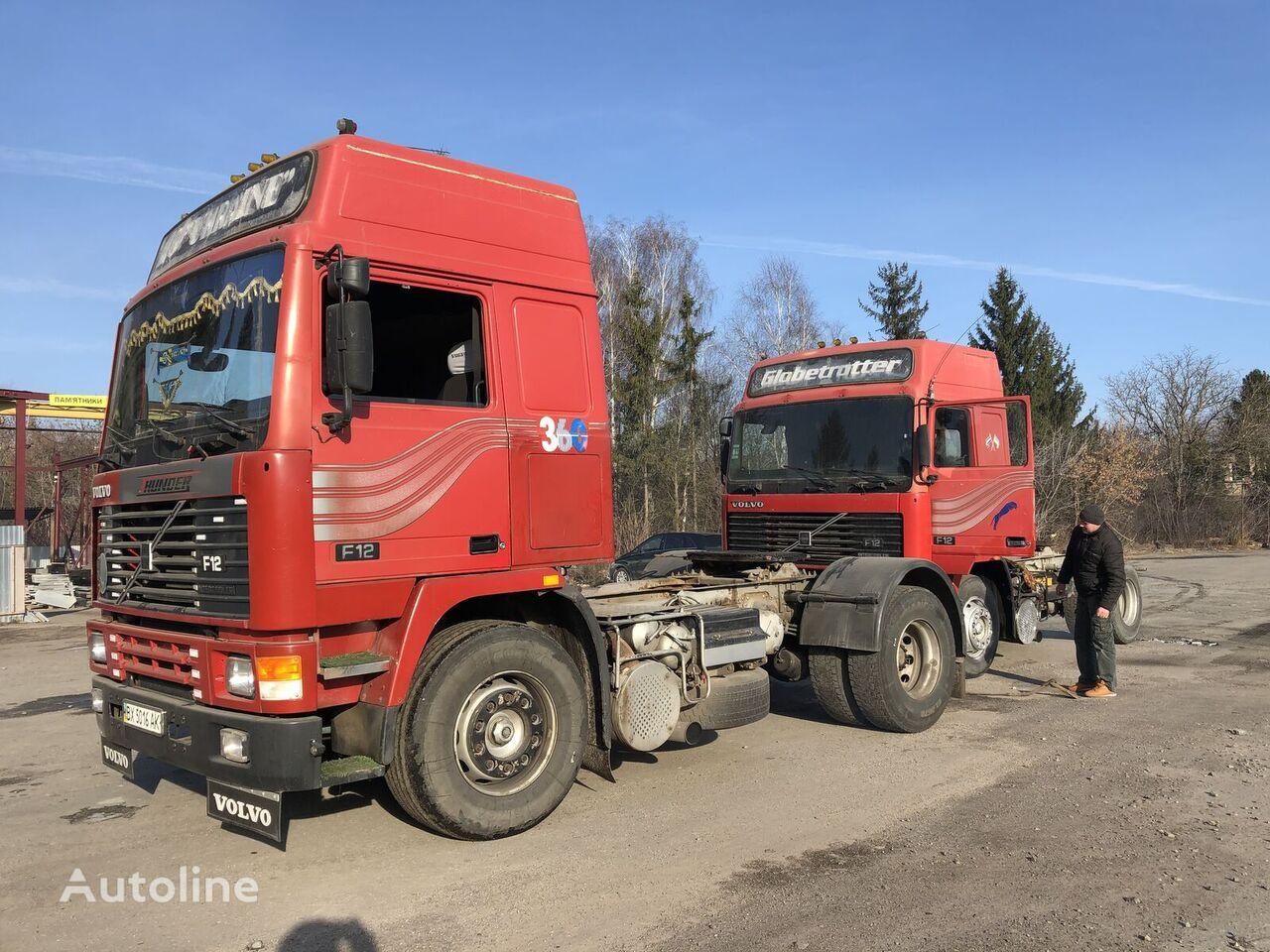 tractora VOLVO F 12