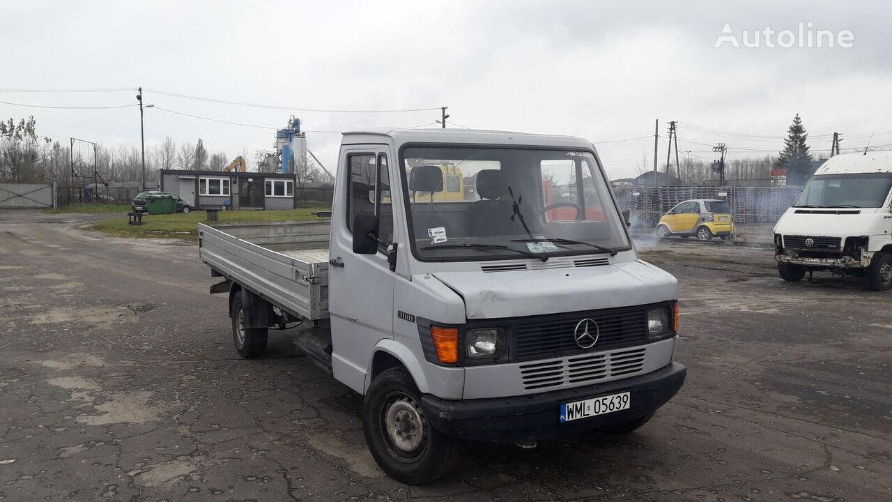 MERCEDES-BENZ 310 D camión caja abierta < 3.5t